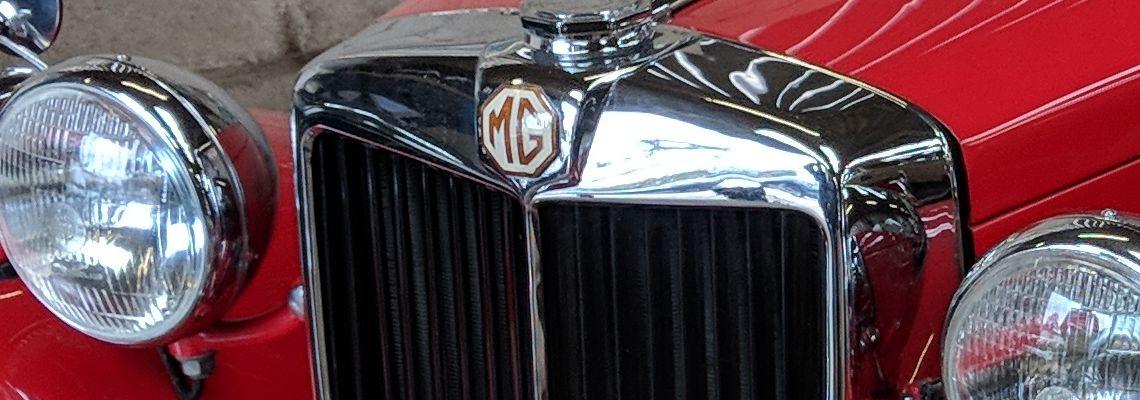 MG TD