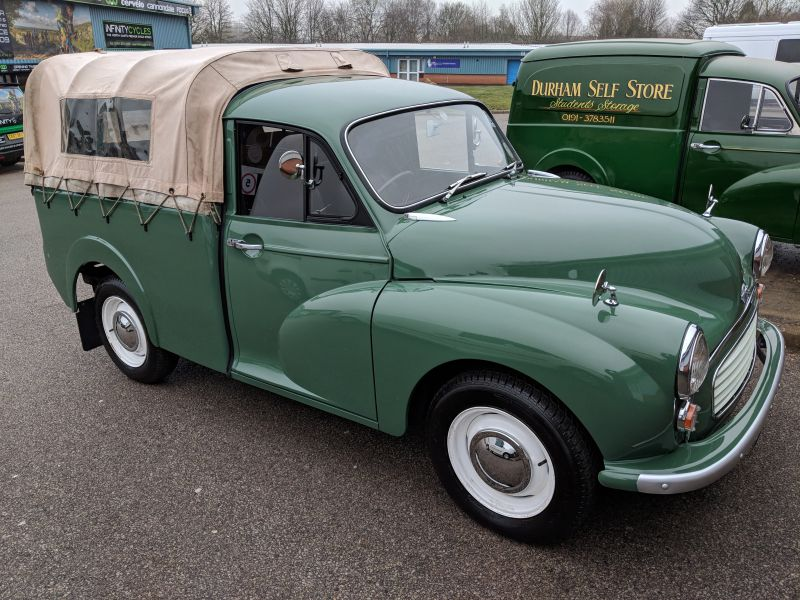 MM 1967 Pickup