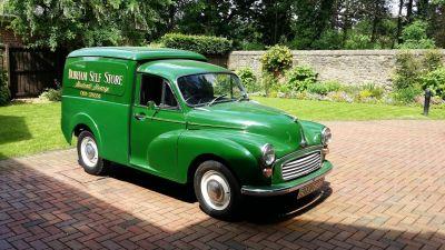 Morris Minor Van 1972