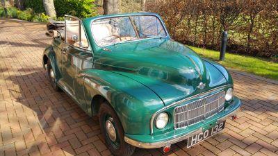 Morris Minor LL 1952