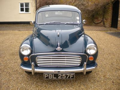 Morris Minor 1000 4 Door Saloon 1968