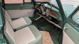 1963 Factory Original Morris Minor 1098 Convertible Deluxe