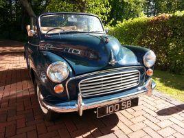 Morris Minor Convertible 1969