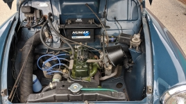 Original Factory Morris Minor 1000 Convertible 1967