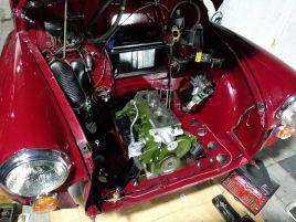 Morris Minor 1000 Convertible 1967