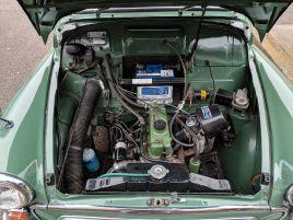 Morris Minor Pickup 1967