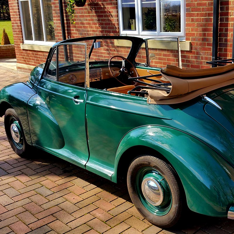 Sell Your Car • Durham Classic Cars